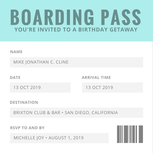 create your own invitation online free