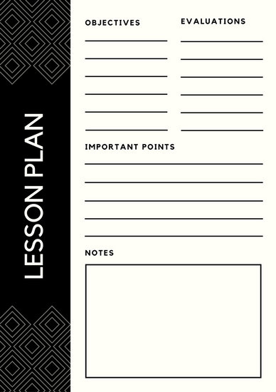Customize 1,307+ Lesson Plan templates online - Canva