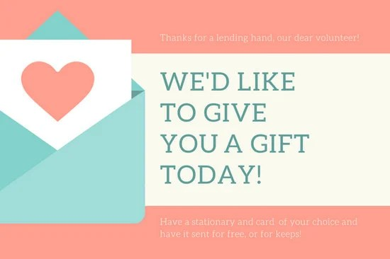 Customize 2,639+ Gift Certificate templates online - Canva - i owe you certificate