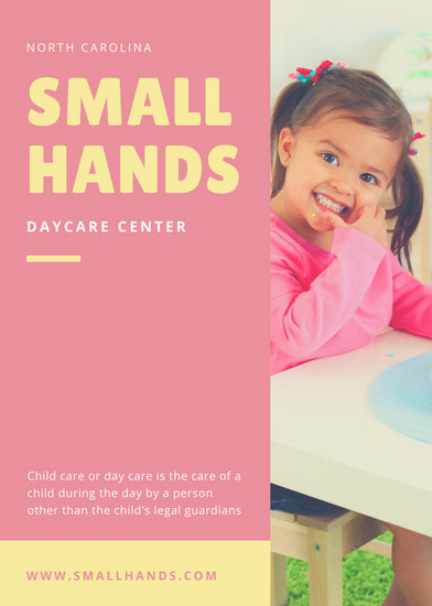 Customize 28+ Daycare Flyer templates online - Canva