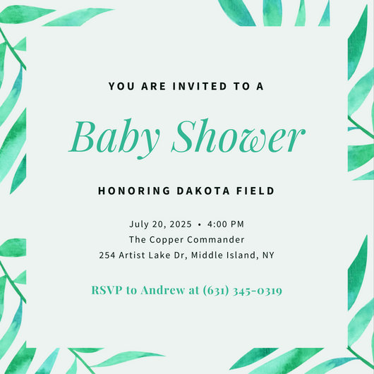 Customize 832+ Baby Shower Invitation templates online - Canva