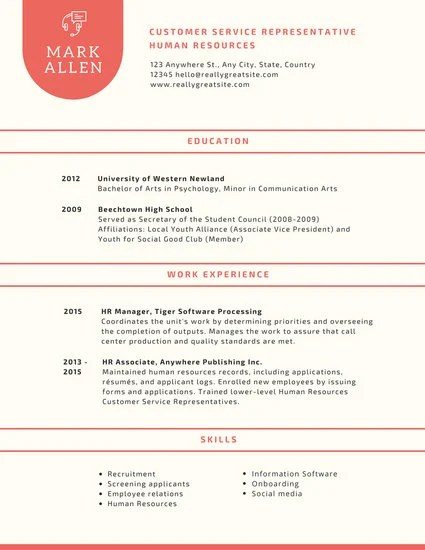 Customize 764+ Modern Resume templates online - Canva