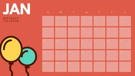 Customize 344+ Calendar templates online - Canva - calendar template
