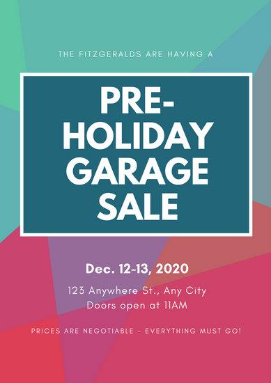 Customize 186+ Sale Poster templates online - Canva - sale poster design