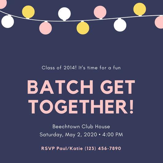 Get Together Invitation Template Invitationjpg - invitation for a get together
