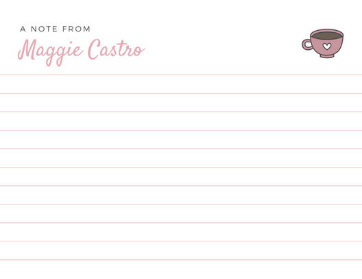 Customize 116+ Note Card templates online - Canva - note card template