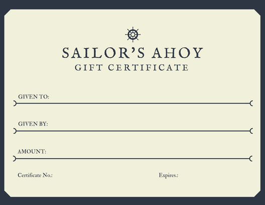 Customize 2,638+ Gift Certificate templates online - Canva