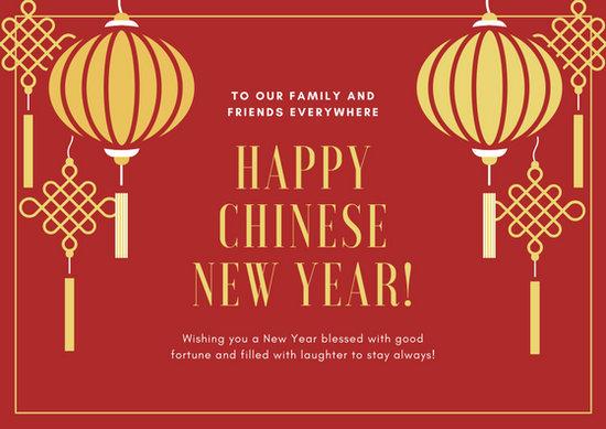 lunar new year card - Mendicharlasmotivacionales