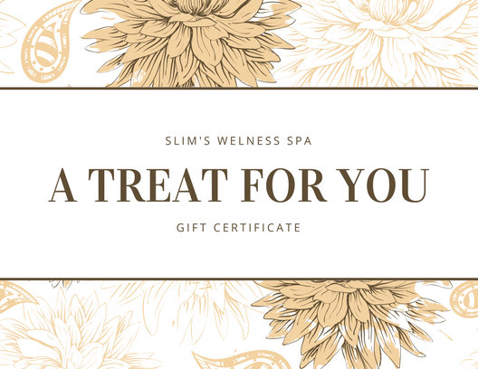 Customize 131+ Spa Gift Certificate templates online - Canva