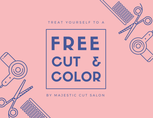 Customize 123+ Hair Salon Gift Certificate templates online - Canva - create gift certificate online free