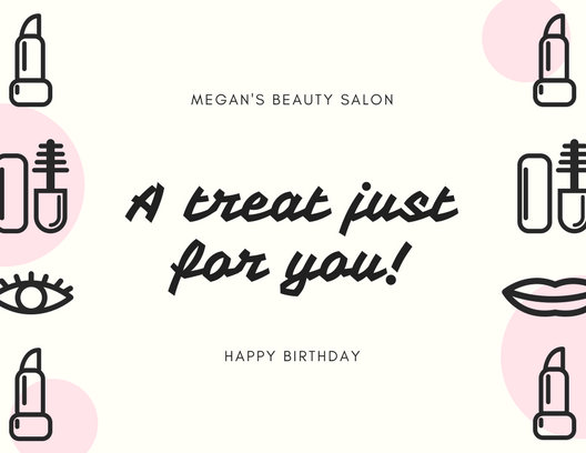 Customize 272+ Birthday Gift Certificate templates online - Canva