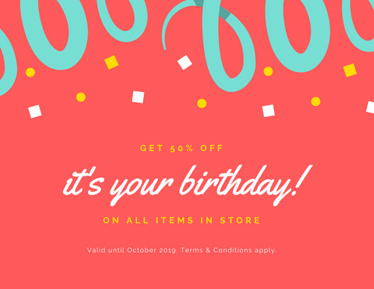 Customize 272+ Birthday Gift Certificate templates online - Canva - birthday gift certificate