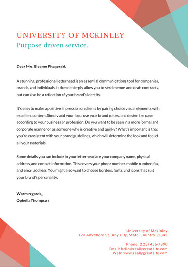 Customize 1,066+ Letter templates online - Canva