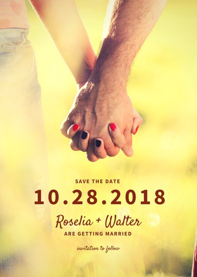 Customize 4,985+ Save The Date Invitation templates online - Canva