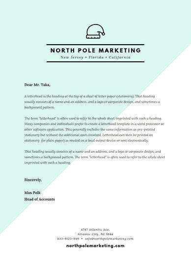 Customize 17+ Santa Letter templates online - Canva