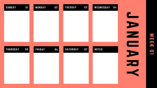 Customize 169+ Calendar templates online - Canva