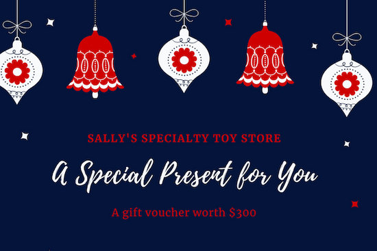 Navy Blue Christmas Baubles Christmas Gift Certificate - Templates