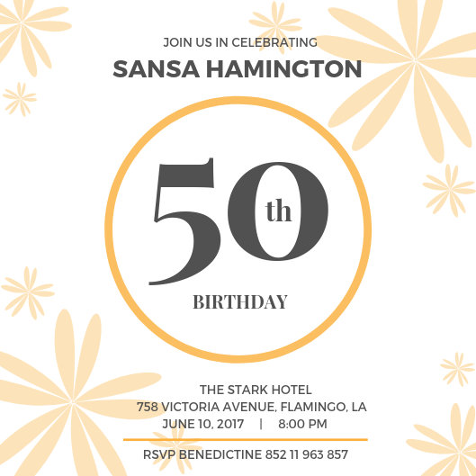 Customize 1,541+ Birthday Invitation templates online - Canva