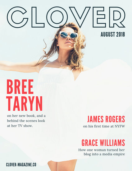 Customize 161+ Fashion Magazine Cover templates online - Canva