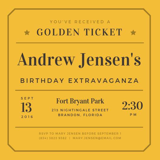 Customize 1,541+ Birthday Invitation templates online - Canva