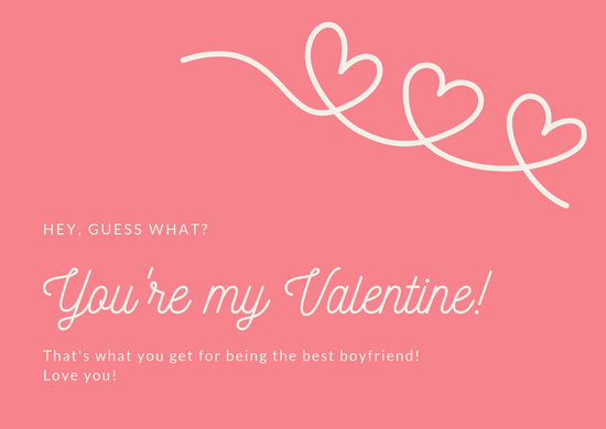 Customize 166+ Love Card templates online - Canva