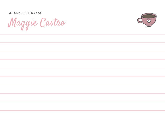 Customize 56+ Note Card templates online - Canva