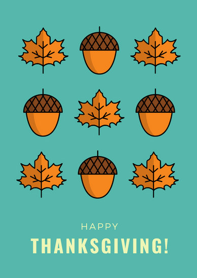 Customize 35+ Thanksgiving Poster templates online - Canva