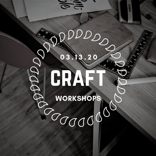Monochromatic Workshop Invitation - Templates by Canva