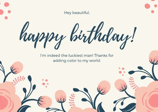 Customize 693+ Birthday Card templates online - Canva