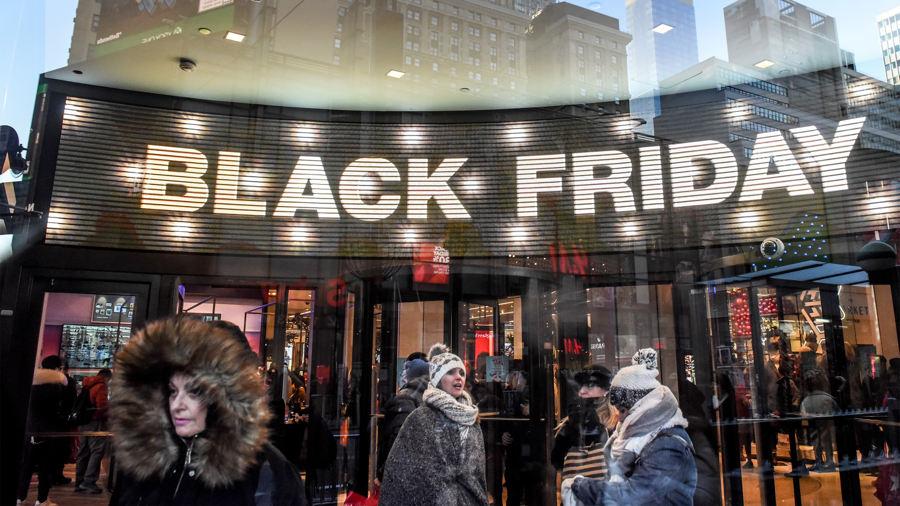 Thanksgiving Won T Launch Black Friday Shopping At Some Of The Biggest Retailers Marketplace