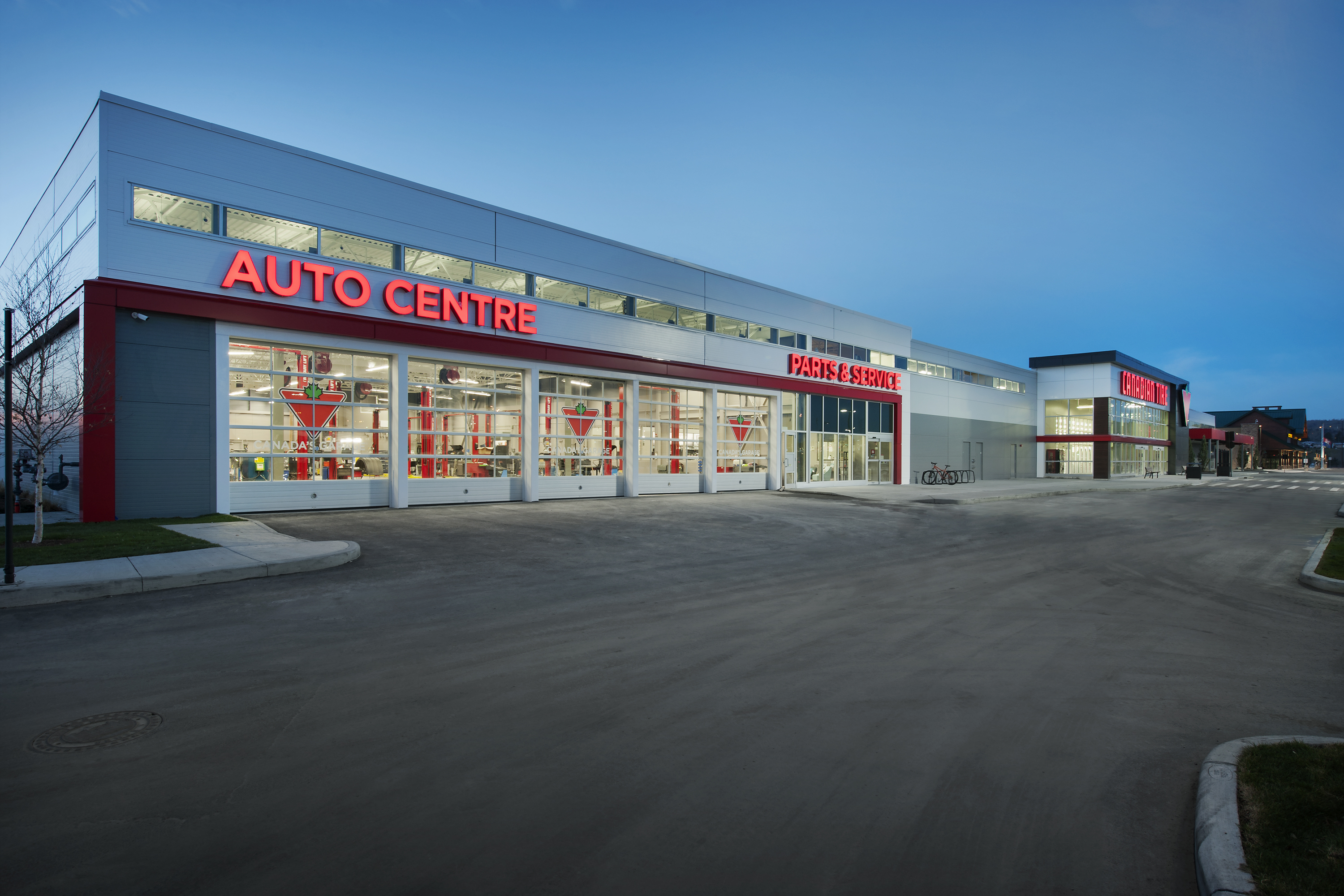 Modern Furniture Stores Calgary New Canadian Tire Opens At Destination Deerfoot City