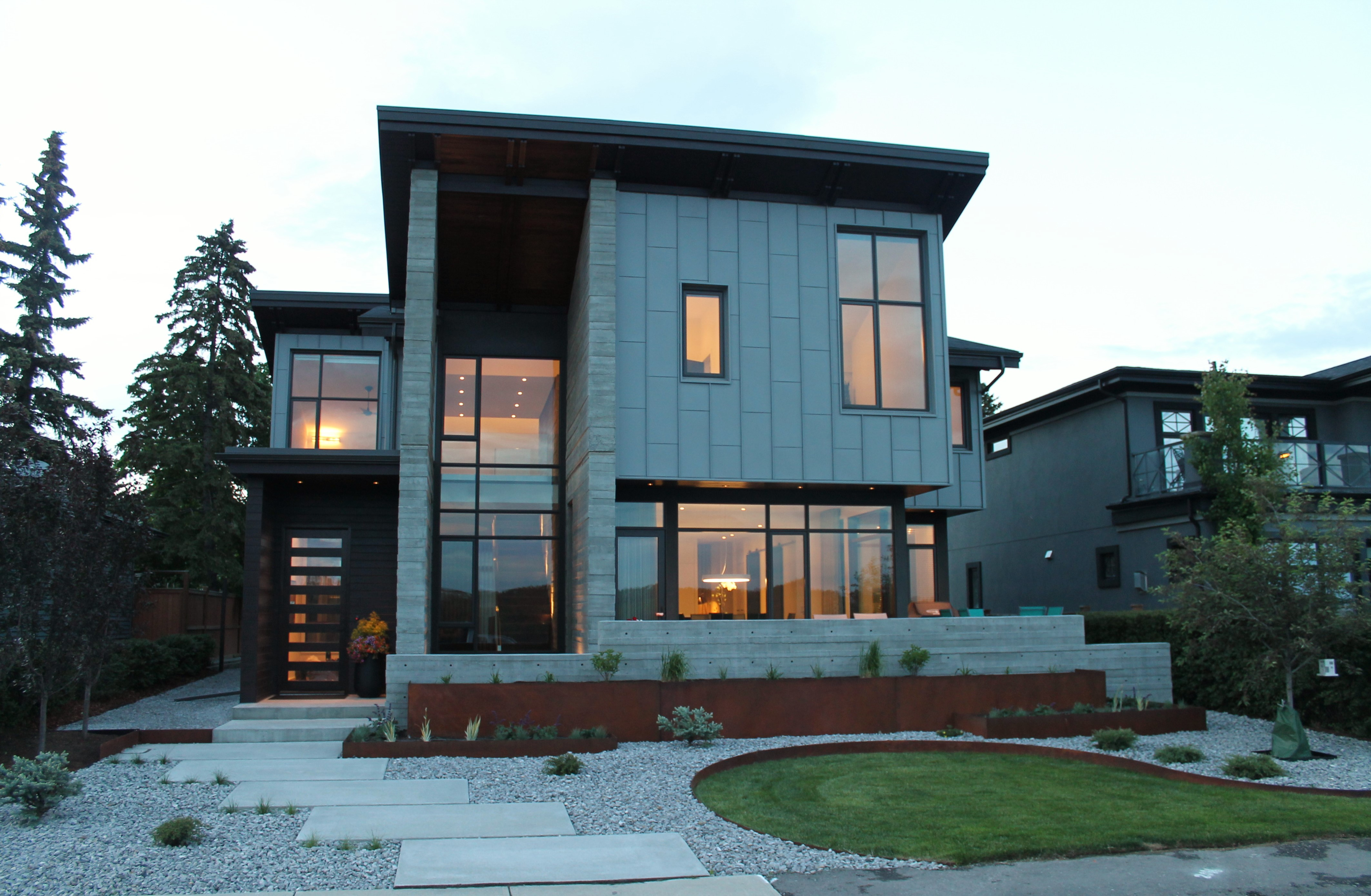 B Modern Calgary Modern Architecture 43 Design Society Brings Home Tours To