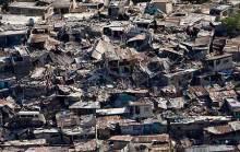 earthquake devastation