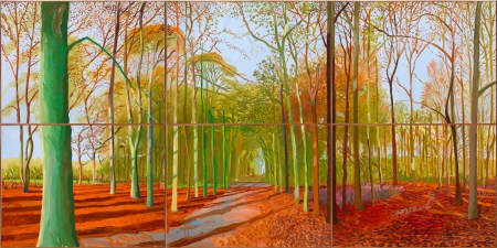 Landscape David Hockney