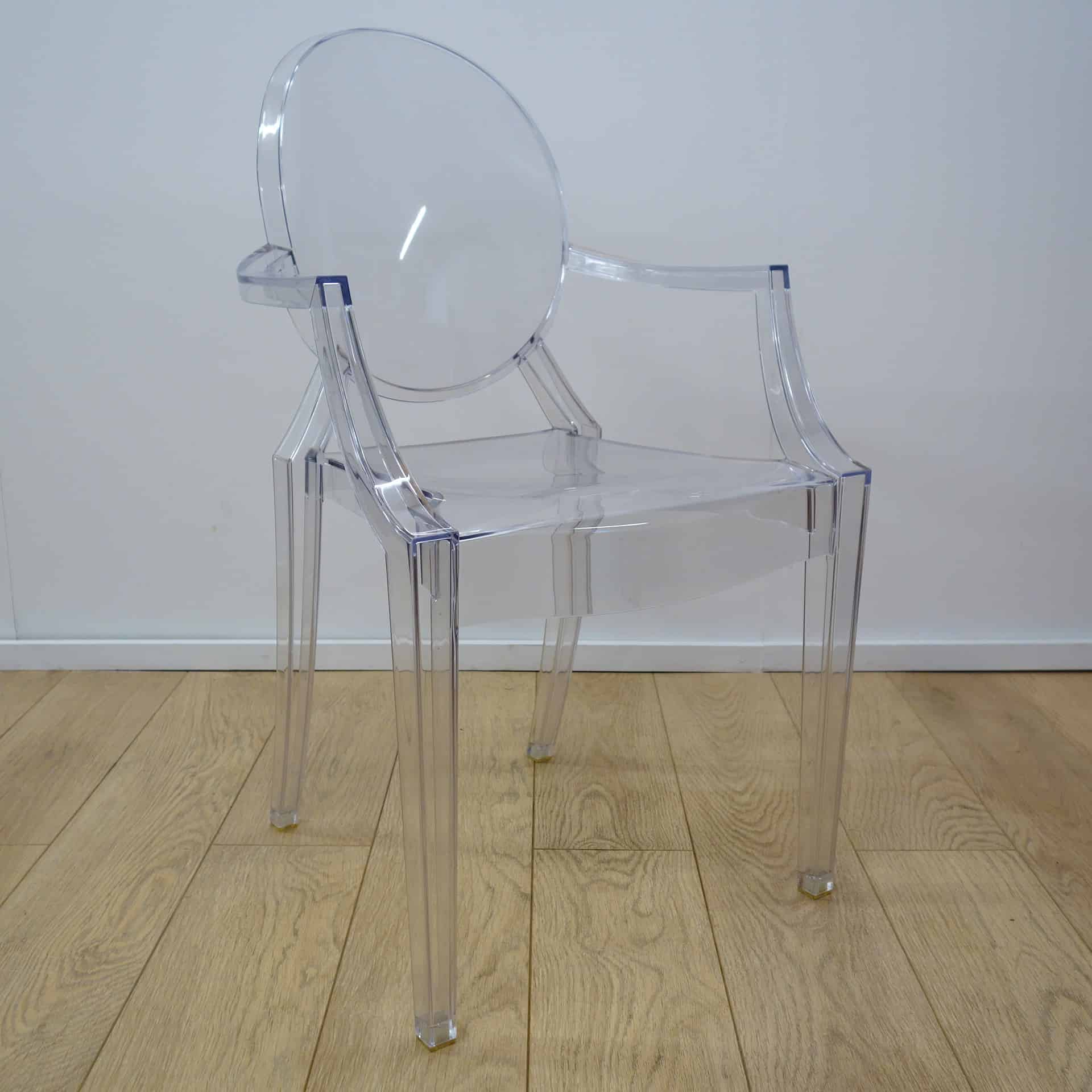 Philippe Starck Ghost Chair Ghost Chair By Philippe Starck For Kartell Mark Parrish Mid