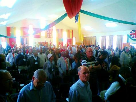 BUSA, Baptist Union of Southern Africa, Assembly