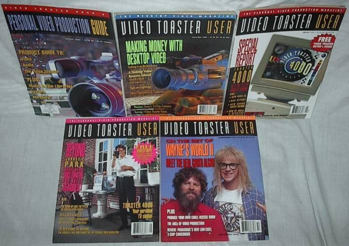 Video Toaster User Magazine