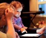 ipad tablet & child development