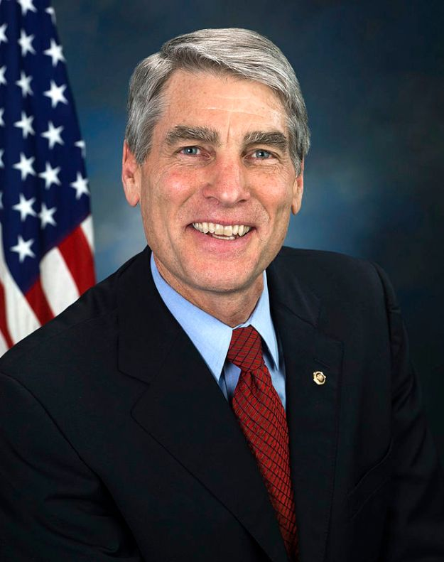 English: Mark Udall, U.S. Senator from Colorado