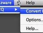 Markzware ID2Q QuarkXPress 9 10 Mac Access ID2Q Menu