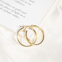 Marlary New Fashion Cheap Online Hoop Earrings Stainless ...