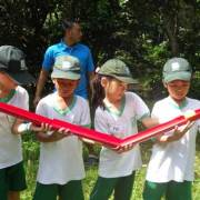 kids outbound lombok
