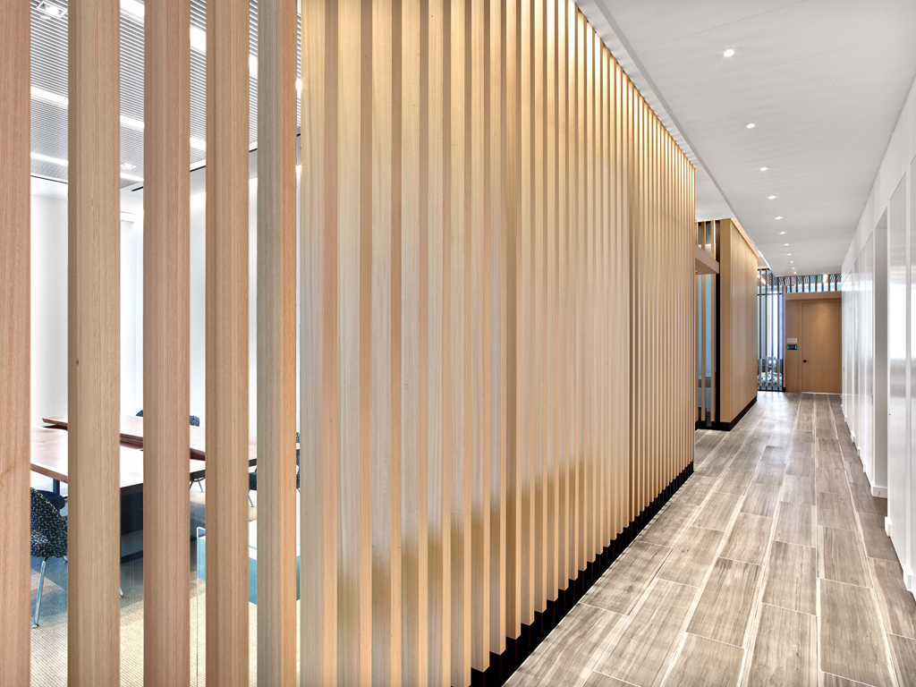 Vertical Wood Slat Wall Marner Architecture Form Follows Firm