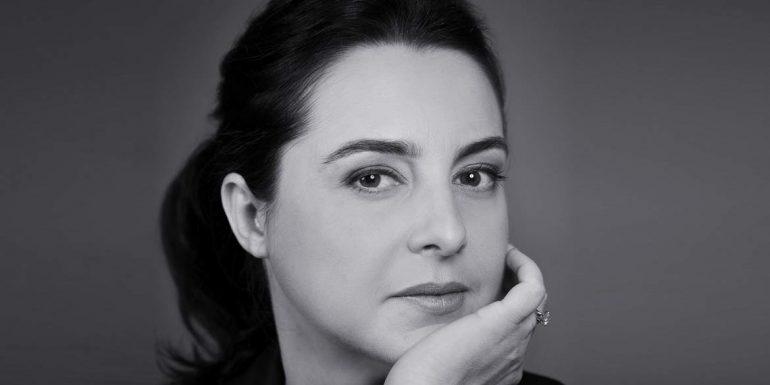 """Nadia Larguet, """"l'enfant de la télé"""" en constante ébullition"""