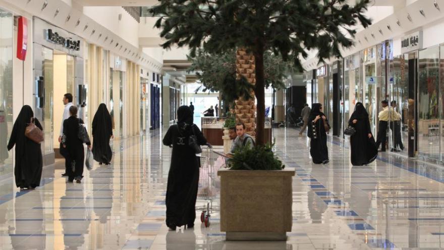 Arabie: l'emploi dans les centres commerciaux réservé aux Saoudiens