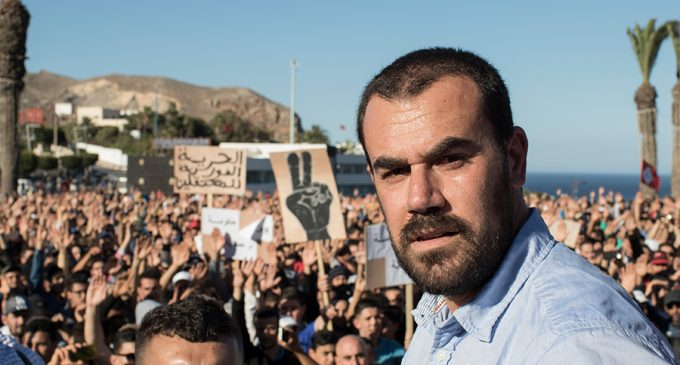 Arrestation de Nasser Zefzafi