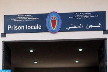 Fermeture définitive de la prison locale Salé 1 à compter de jeudi