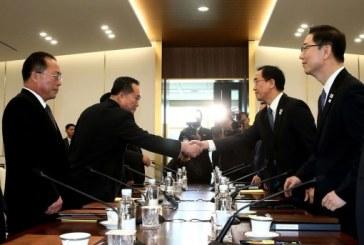 Les Etats Unis saluent les pourparlers entres les deux Corées