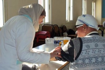 Une Caravane médicale pluridisciplinaire à Jerada