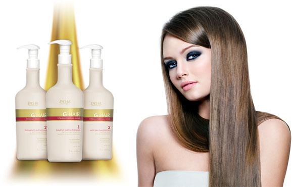 Kératine: Des cheveux lisses grâce à un traitement à la kératine à seulement 450dhs chez Création Hicham